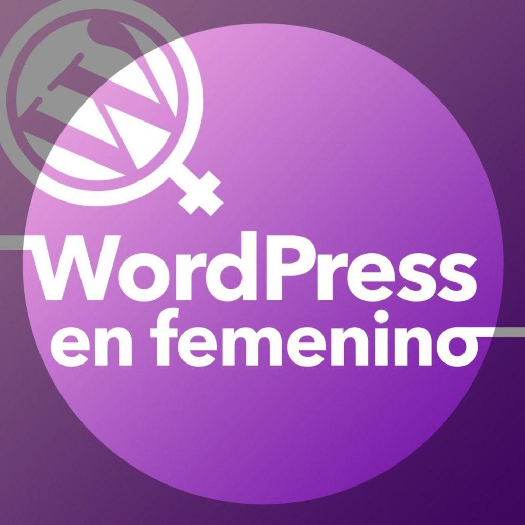WordPress en Femenino de Isa Gómez
