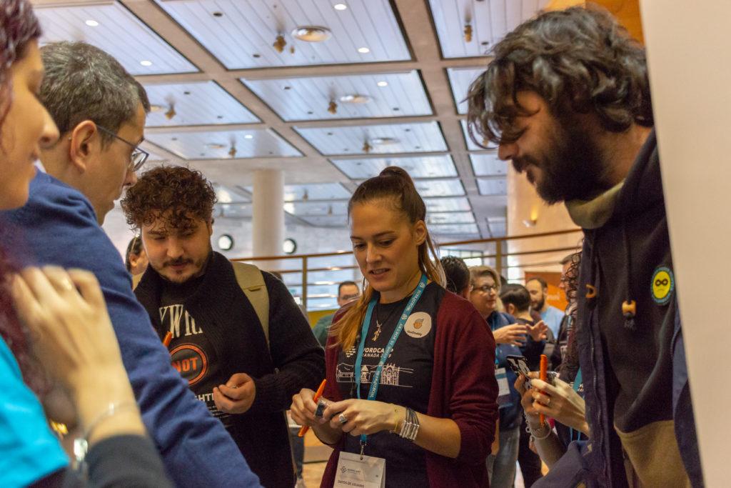 Visitando a los Patrocinadores WordCamp Granada 2019